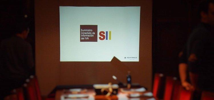 Evento SII Zaragoza con Microsoft Dynamics NAV