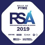 Sello RSA 2019 - Partner Navision ADVANCE SOLUCIONES