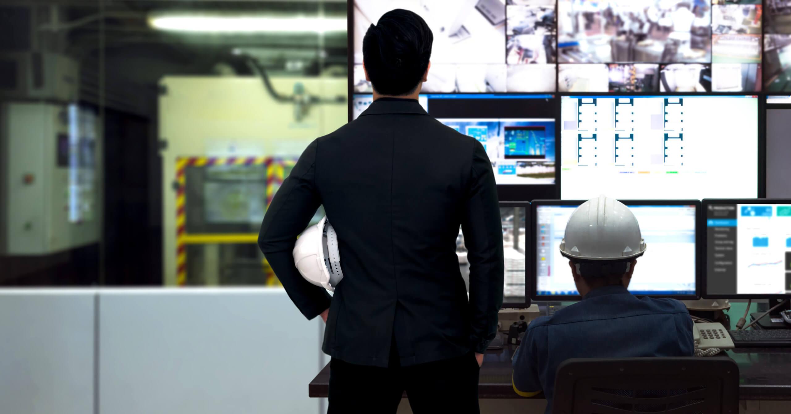 Captura de datos en planta Business Central 365 - ADVANCE SOLUCIONES